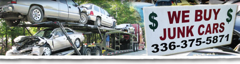 Junk Car Buyers in Greensboro NC. Powered by Automotiveinet