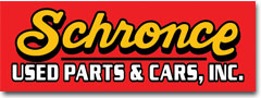 Schronce Used Parts & Cars in Conover, Hickory NC area