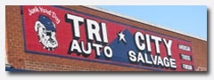Junk Car Buyers Greensboro - Tric city Auto Salvage business review